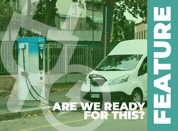 How practical is an electric van right now?