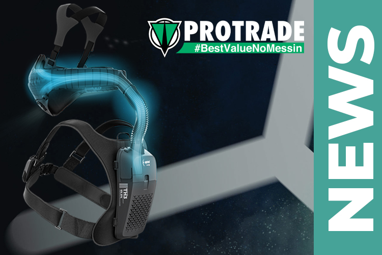 Protrade become a leading UK supplier for Optrel's 'revolutionary' Swiss Air face mask
