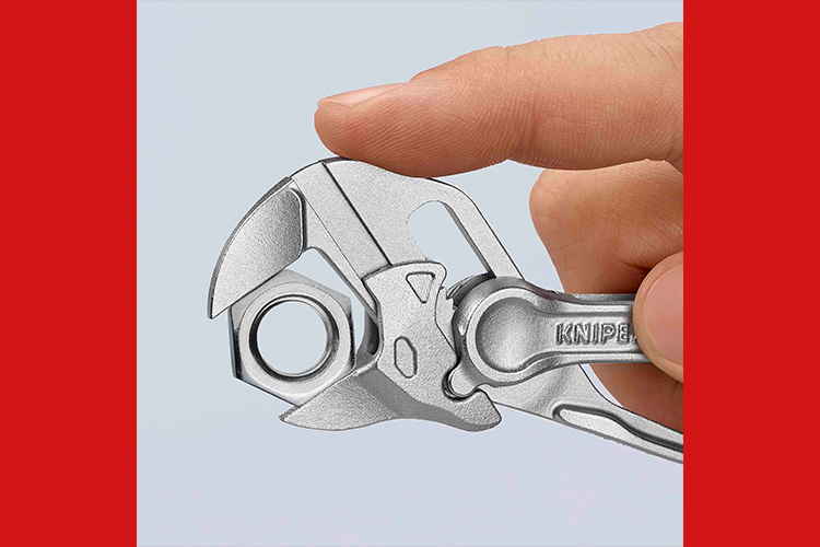 KNIPEX launches the Pliers Wrench XS